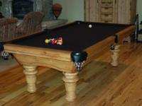 Brand New $4,395 Pool Table everywhere else for only