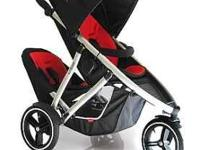 I have a Brand new phil&teds vibe buggy Dobble stroller