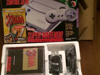 Selling this excellent SNES that has actually never