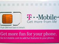 Brand New T-Mobile Micro SIM Card Starter Kit~! - brand