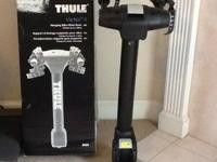 New Thule Vertex 4 hanging bike hitch rack. I bought