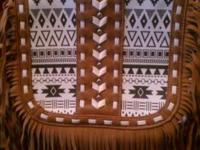 Brand new, never used, great looking southwestern style