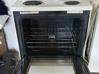 Brand NEW White Electric Whirlpool Dishwasher and Stove