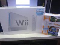 I am selling this brand new NEVER USED Wii gaming