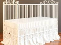 This crib is one of two I am selling as my twins are