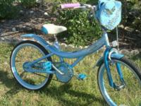 Girl's Bike in BRATZ design 20 inch wheels, with
