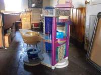 bratz doll house very clean with working elevator and