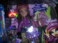 Bratz party doll with accessories. New in box. Please
