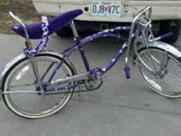 Bratz Lowrider Bike $100  Contact Brad @ Agape Thrift