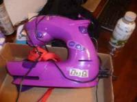 Bratz electric sewing machine. Call . Thanks Location: