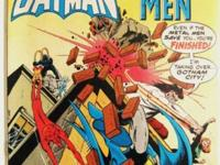 Brave & The Bold# 135 (1977) Batman / Metal Men Team
