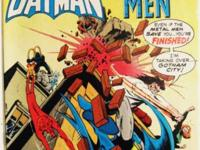 Brave & The Bold# 135 July 1977 Batman / Metal Men Team