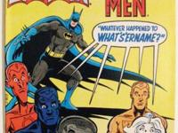 Brave & The Bold# 187 June 1982 Batman / Metal Men Team