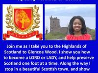 We show you how anybody can become a LORD or LADY in