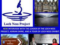 BRAZEN WORLD PRODUCTIONS present THE LOCH NESS