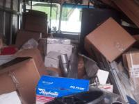 I have a great deal of bread truck parts. Lots of