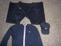 both size medium in good condition. they have the