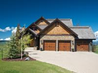 Breath taking mountain lodge nestled at the base of the
