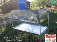*** Basic Quail Laying Cages . Capacity 30+ adult