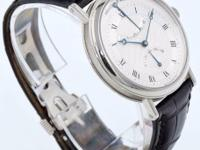 Breguet Classique Retrograde + Power Reserve 18kt White