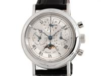 Pre-Owned Breguet Perpetual Calendar Chronograph (5617)