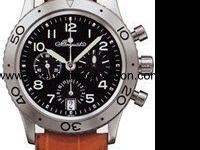 Flyback Chronograph. Luminous Hands & Arabic Numeral