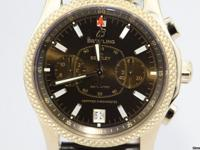Description: Brand: Breitling for bentley Movement: