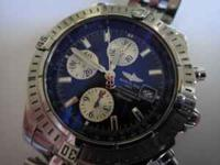 BREITLING CHRONOMAT EVOLUTION $1900 FIRM FIRM FIRM CASH