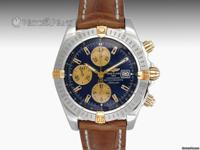 Features Chronograph Case Details Two-Tone (Stainless