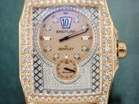 Features Diamonds Case Details 57.3mm x 38.5mm 18K Rose