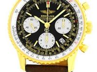 Gent's 18K Yellow Gold Breitling Limited Edition