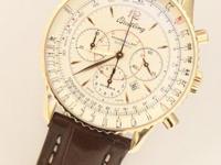 Watch Specifics: Brand- Breitling Model- Montbrillant