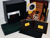 Breitling Navitimer 01 46 18k Rose Gold Chronograph