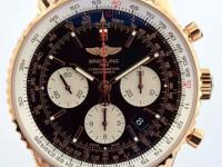 This Breitling Navitimer 01 has been in our store stock