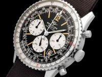 We are happy to offer a new old stock Breitling