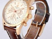 This Breitling Transocean Chronograph was owned for a
