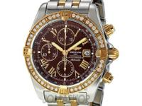 Breitling Windrider Chronomat Evolution Diamond Rose