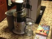 Look into this terrific condition juicer! 850 effective