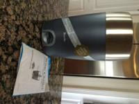 Breville Portable, 7 Minute Wine Chiller. Out of box,