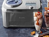 This fully automatic ice cream maker from Breville