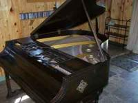 1920s Brewster Grand Piano Good condition. Good sound.