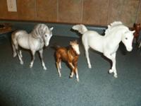 I have a bunch of breyer horses I'd like to get rid of.