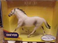 Have a breyer horse before the wind special