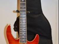 Brian Moore iM 6-String Electric Guitar w/ Soft Case