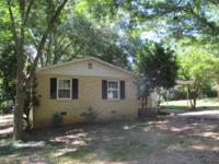 Brick 3 bedroom 1 bath home for sale! Peaceful dead end