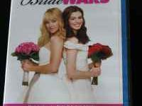 I have the movie Bride Wars for sell. It is a Blu-Ray