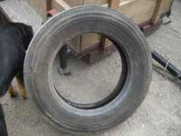 Low profile - R187 - about 50% tread remaining -