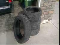I have a good, used set of tires, Bridgestone Dueler