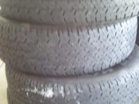 i have a set of bridgestone tires 205 70 15 great shape