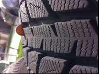 I'm selling 4 winter/snow tires for $ 225. it's 205/55